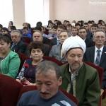 Расширенное заседание исполнительного комитета Курултая башкир города Белорецка и Белорецкого района