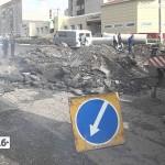 Ремонт дороги по улице Кирова