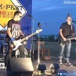 Рок – фестиваль «Знамение» в Кармаскалах