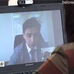 Руководитель Агенства по печати и СМИ Б. Мелкоедов провел интернет-конференцию