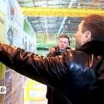 Рустэм Хамитов в ООО «ЛЗК Башлеспром»