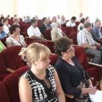 Сессия Совета депутатов Белорецкого района