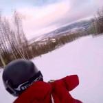 Snowboard Абзаково