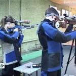Соревнование по стрельбе из пневматического оружия