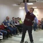 Соревнования в ВОИ по гиревому виду спорта