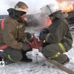 Сосновская добровольная пожарная команда