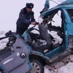 Страшное ДТП. Погибло 7 человек! Белорецк-Уфа. Ежебудни спасателей-20