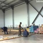 Строительство ФОКа в Железнодорожном