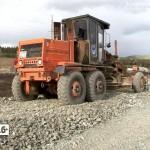 Строительство объездной дороги завершается