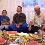 Таджикская семья Пировых