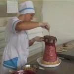 Торт к юбилею города