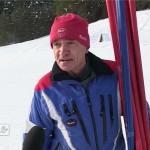 Тренировки на горнолыжной базе «Мраткино»