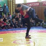 Турнир по борьбе - куреш в Абзаково