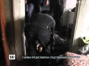 Убийство в селе Железнодорожный