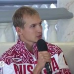Участник Олимпиады в Лондоне Е.Николаев