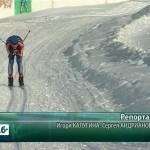 Успех Белорецкого биатлониста