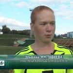 Успех белорецкой команды на Первенстве по русской лапте