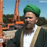 Установили купол минарета городской мечети