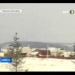 В Белорецком районе затопило 350 метров трассы