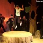 В театре-студии «Дефицит» премьера — «Детство Бемби»