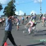 Велогонки в Белорецке.