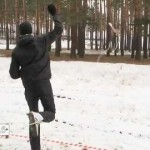 Военно-спортивная игра «Зарница» для призывников