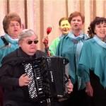 Вокальная группа «Родничок» - к Дню инвалидов