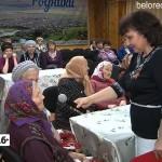 Вручение юбилейных медалей труженицам тыла в Ломовке