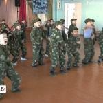 Встреча десантников в школе № 20