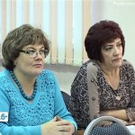 Встреча начальника отдела МВД с работниками БМК