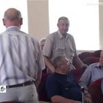 Встреча служб города с чернобыльцами