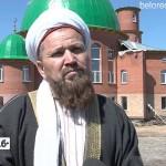 Встреча в мечети «Жамиг»