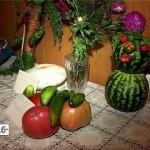 Выставка — конкурс «Осени прекрасная пора»