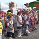 Яблочный спас в детском саду №1 села Железнодорожный