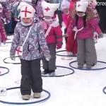 «Зарница» в детском саду №1
