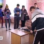 """Зарница в военно-патриотическом клубе """"Доблесть"""""""