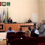 Заседание городского Совета депутатов