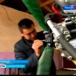 Житель Белорецка своими руками собрал летательный аппарат