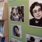 Музейный уголок памяти Нины Зиминой в Центральной библиотеке