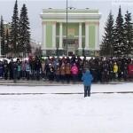 Музыкальный флэшмоб к Дню Конституции РФ