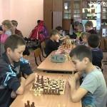 Открытое Первенство лицея интерната по шахматам
