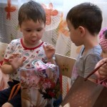 Праздник ко Дню инвалида в Доме ребенка