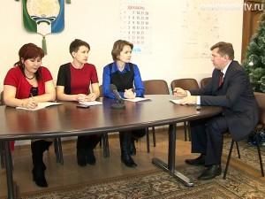 Пресс-конференция главы администрации Белорецкого района Владислава Миронова