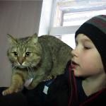 Ученики Компьютерной школы посетили приют для бездомных животных