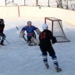 Первенство Белоречья по хоккею