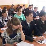 Профориентация учеников в СОШ с. Железнодорожного