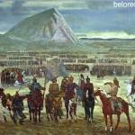 В картинной галерее — выставка работ Файзрахмана Исмагилова