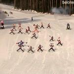 Юбилей горнолыжной школы