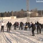 20 февраля лыжные гонки памяти Героя Советского Союза Александра Серебренникова