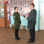 Кадет Ксения Колесникова